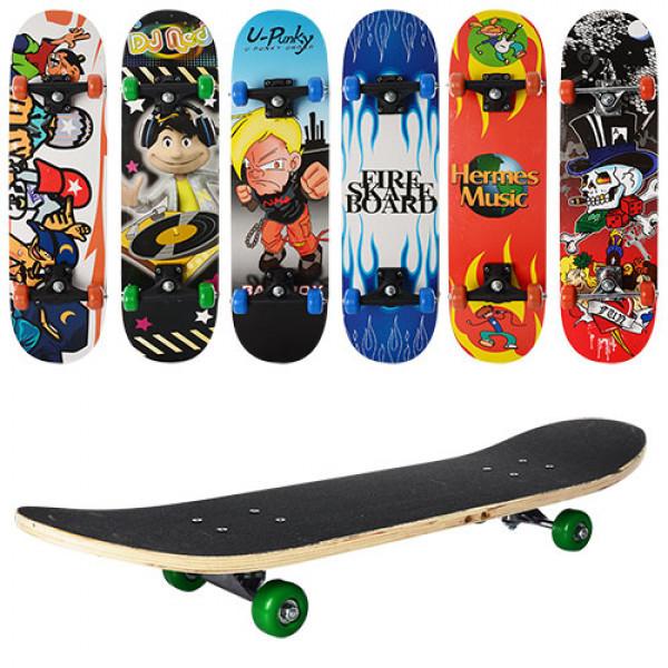 Скейт ms 0322-3 фото №1