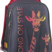 Рюкзак школьный ортопедический для девочки Kite Animal Planet ap15-531-1M