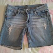 Продам шорты джинсовые женские размер 40. Amisu