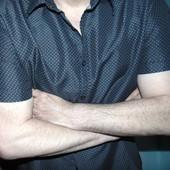 Стильная нарядная брендовая рубашка homas Nash (Томас Наш) л.