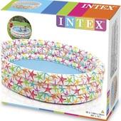 Бассейн Intex 56440 надувной интекс, 168x38 см, басейн