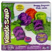 Kinetic Sand Кинетический песок Собачки с пасочками doggy daycare playset
