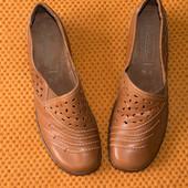 Туфли Medicus, р. 40-40,5. кожа