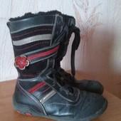Зимние ботинки 33р - 21 см