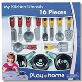 Распродажа - Кухонный набор 16 предметов от Keenway посудка посуда детская
