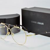 Имиджевые очки  Armani 4011
