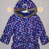 Куртка зимняя 12-18 мес. Marks&Spencer