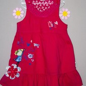 Платье 12-18 мес. Marks&Spencer