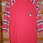 Пижама флисовая, женская, размер S, рост до 165 см