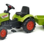 Трактор с прицепом Falk Claas Arion 2040A