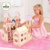 Кукольный домик KidKraft princess castle with furniture (65259)