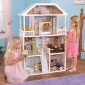 Кукольный домик KidKraft Savannah Dollhouse (65023)