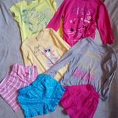 пакет вещей на девочку 95-104