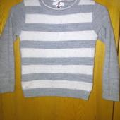 свитер 110-116р