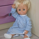 Кукла куколка ideal loisirs 1988