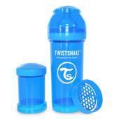 Бутылочка антиколиковая 260 мл. Twistshake 78008 Швеция голубой 12124853