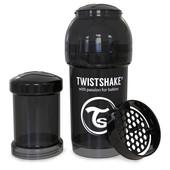 Бутылочка антиколиковая 180 мл. Twistshake 78042 Швеция черный 12124885