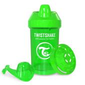 Чашка-непроливайка 300 мл. Twistshake 78061 Швеция зеленый 12124894
