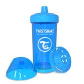 Детская чашка-непроливайка 360 мл. Twistshake 78069 Швеция голубой 12124902