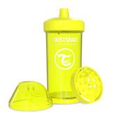 Детская чашка-непроливайка 360 мл. Twistshake 78076 Швеция желтый 12124909