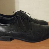 туфли кожаные Royal Class & Selection р.44 распродажа