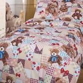 Комплект постельного белья Мой медвежонок ,бязь гост