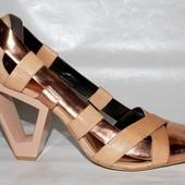 Туфли 41 р Bronx Бразилия кожа оригинал