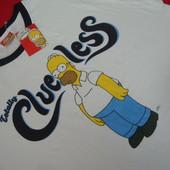 Футболка The Simpsons размер XL