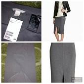 Стильная юбка- резинка Англия об 95-100 см