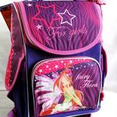 Рюкзак для девочки в первый класс . Fairy Flora