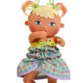 Распродажа - Малышка блондинка сосущая палец от Paola Reina