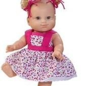 Распродажа - Кукла-пупс 34 см от  Paola Reina 1044 кукла пупс