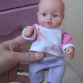 Куколка пупсик cititoy 18 см