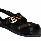Мужские стильные сандалии (PU6)
