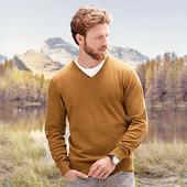 Пуловер хлопок l-xl tcm Tchibo Германия