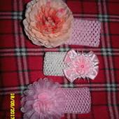 повязки на голову для девочки