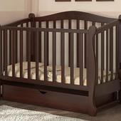 Кроватка детская Prestige 8 Baby Dream