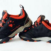 Кожаные кроссовки Jack Wolfskin. Стелька 16,5 см