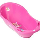 Tega Baby Детская ванночка Маленькая принцесса 86 см