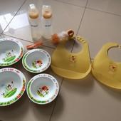 Аксессуары для кормления 9 единиц