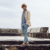100% хлопок! Немецкое качество! Мужские брюки от Tcm Tchibo, размер 48 европейский