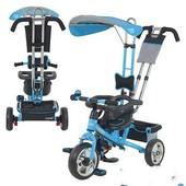 Велосипед детский коляска Turbo Trike