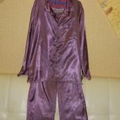 Пижама мужская шелковая р. 54-56  Livergy (ливеджи)