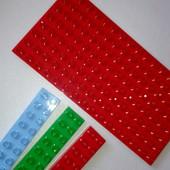 Lego duplo пластины
