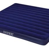 Intex 68759 Надувной матрас 203 х 152 х 22 см