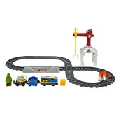 Fisher-Price железная дорога томас и друзья стартовый набор ez play railway starter set