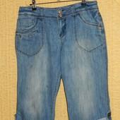 Мужские шорты бриджи капри джинсовые р. 48-50 Denim (Дэним)