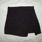 boohoo юбка-шортики стильная модная р10