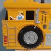 Чемодан кейс автовоз для маленьких машинок