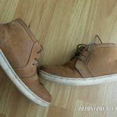 Next шкіряні черевички 12розмір 19.5см стєлька